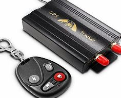 Generic GPS Car Tracker with GPRS and Vehicle Theft Protection System (103B with Remote Control) No description (Barcode EAN = 0701485909719). http://www.comparestoreprices.co.uk/december-2016-week-1/generic-gps-car-tracker-with-gprs-and-vehicle-theft-protection-system-103b-with-remote-control-.asp
