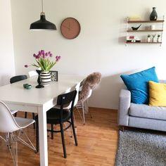 Colorful livingroom