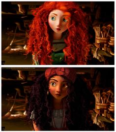 disney princess re-imagined as different ethnicities - lettherebedoodles.tumbler.com Disney Fan Art, Disney Fun, Disney Magic, Walt Disney, Disney Style, Merida Disney, Brave Merida, Disney And Dreamworks, Disney Pixar