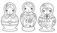 Marisa Straccia: Three Russian dolls