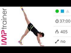 Allenamento Total Body A Circuito Per Dimagrire E Tonificare il Corpo - YouTube