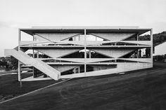 School building | Thal, Canton of St. Gallen, Switzerland | Angela Deuber Architect
