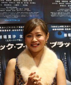 主演を務める新垣里沙 / モーニング娘。 - Niigaki Risa