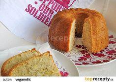 Skvělá citronovo-kokosová bábovka recept - TopRecepty.cz