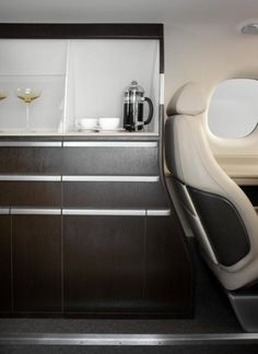 BMW DesignworksUSA have teamed up with Brazilian aircraft manufacturer, Embraer, to present a new generation of the company's executive jets.