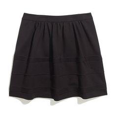 silhouette skirt / madewell