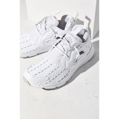 Reebok Furylite New Woven Sneaker ( 75) ❤ liked on Polyvore featuring  shoes 58009b6e7