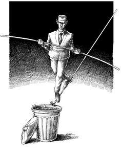 Bashar al-Assad Ropewalking   Mana