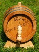 Tölgyfa Hordó Pálinkának, Bornak vagy másnak . Állvánnyal, Csappal és Dugóval. Használat előtt fehérborral vagy hidegvízzel mosd át.Rendelhető 1 Literes (6 900 Ft) 3 Literes (8 100 Ft) , 4 Literes (9 800 Ft) , 7 Literes (14 500 Ft) és 12,5 Literes (19 500 Ft) változatban. Tedd egyedivé Egyedi Gravírozással Whisky, Neon, Whiskey, Neon Tetra