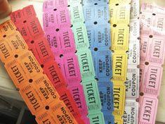 チケット・アメリカパーティーチケット・ドイツチケット ラッピング、コラージュに Cinema Ticket, Ticket Design, Brand Packaging, Coupons, Branding, Graphic Design, Stickers, Retro, Paper
