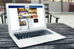 A Gampi é a responsável pelo novo site da Sociedade Aliança.
