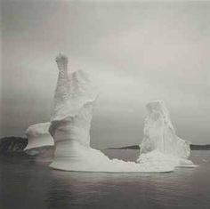 LYNN DAVIS (B. 1944)  Iceberg #19, Disko Bay, Greenland, 1986