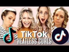 In today's video I am trying a trend I've seen ALL over TikTok and it seemed WAY too good to be true. I may have found my new favorite hea. No Heat Curls Overnight, Heatless Curls Overnight, Wavy Hair Overnight, Overnight Braids, Overnight Hairstyles, Curls No Heat, Heatless Waves, Heat Waves, No Heat Hairstyles