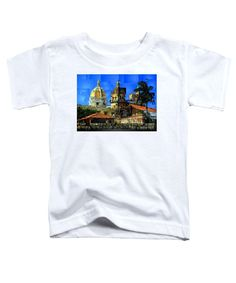 Toddler T-Shirt - Cartagena Colombia