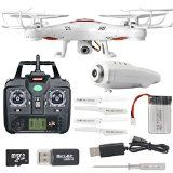 2015 Newest Drone Syma X8c 2.4g 4ch 6 Axis Rc Quadcopter Drone with 2mp Wide Angle Camera 3 Colors Rc Helicopter - http://dronesheaven.ianjweboffers.com/2015-newest-drone-syma-x8c-2-4g-4ch-6-axis-rc-quadcopter-drone-with-2mp-wide-angle-camera-3-colors-rc-helicopter/