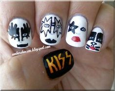 doing this for the Kiss concert!