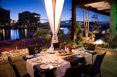Acqua Mare Restaurant at Cap Cana, Punta Cana