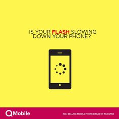 You can launch Flash on-demand i.e. you can tap to see or interact with Flash content when you want. ‪#‎QmobileTips‬