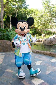 WPT/Aulani2013★10/27:Breakfast 〜Makahiki〜|imagical days 〜Disney Parks Travel Logs〜