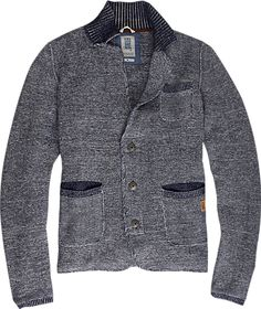 KNITTED BLAZER - PME Legend collection