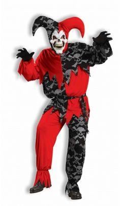 Costume Monstre Bouffon