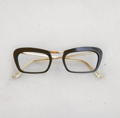 6dbc04ec7c6 Fabulous CatEye Frames  deadstock Vintage 50s   small by Skomoroki  https   www
