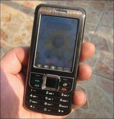 damage phone