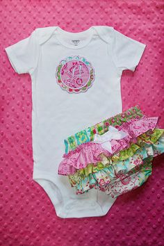 cute diaper cover ruffle bottom