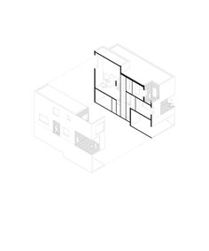 Cubic Housing - housing typology - LoT Office for Architecture