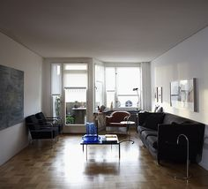 ann idstein® | Roller Blinds | Private residence in Lund, Sweden