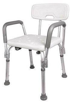 medical shower chair bathtub stool bench bath seat w adjustable legs u0026 armrest