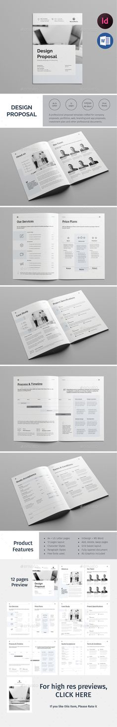 Project Proposal Template 005 Minimalist Project Proposal   Product  Proposal Template  Product Proposal Template