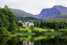 #Scotland's Most Charming Castle Hotels