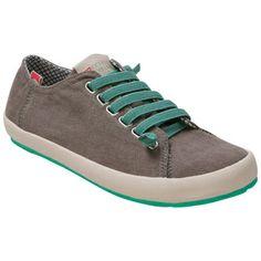 Buy Grey Camper Women's Peu Rambla Vulcaniza 21897-001 Grey Low-Top Sneaker  shoes