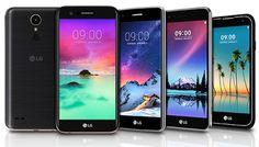 LG, K Serisi Üç Yeni Akıllı Telefonunu Duyurdu  #LG #LGK3 #LGK4 #LGK8 #AkıllıTelefon #SmartPhone
