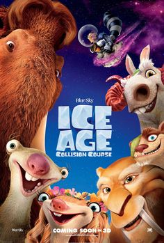 Return to the main poster page for Ice Age 5