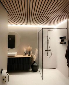 New Room, Bathroom Inspiration, Clean House, New Homes, Bathtub, Oslo, Mirror, Rooms, Furniture