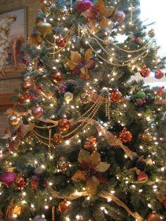 Tuscan Christmas Tree, My Tuscan Tree, Tuscan Christmas Tree..tighter shot , Holidays Design