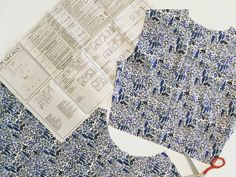 We are sewing McCalls Patterns M6959 Dress A in this Sew-along. In Part 1, let's trace and cut the pattern pieces. Tracing the Pattern For Dress A, there are only…