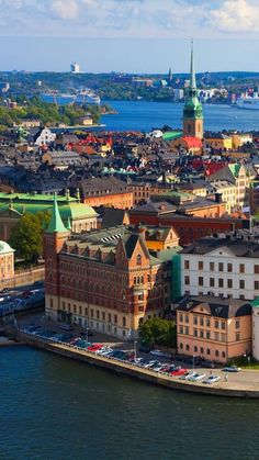 Stockholm, Sweden , from Iryna