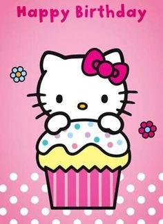 Happy birthday kitty