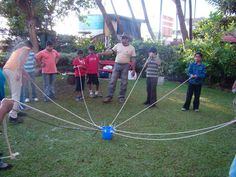 Toxic Waste - Team building game