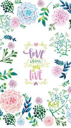 Amor onde você mora