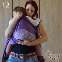 FWCC: Môžete a nemusíte schovať aj ručičky - podľa veku a vôle dieťatka.