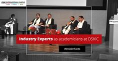 #DSKIC is #proud to have an international faculty with industry #experts, who help students master #design concepts and provide a crystal clear view of their industry with practical wisdom. #InsiderFacts #DSKInternationalCampus #Pune