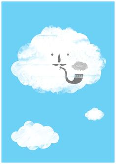 Cloud by Wharton- this made me giggle for quite a while..