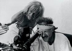 Klaus Kinski e Werner Herzog