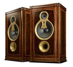 High end audio audiophile Swans F10 HT speakers