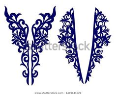 Border Embroidery Designs, Applique Designs, Embroidery Patterns, Western Show Clothes, Fancy Wedding Dresses, Embroidery On Clothes, Quilling Patterns, Tattoo Stencils, Free Machine Embroidery