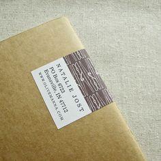 mailing address label for invites | d e s i g n | Pinterest ...